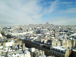 Paris sous la Neige - Sweet Nest by Christine